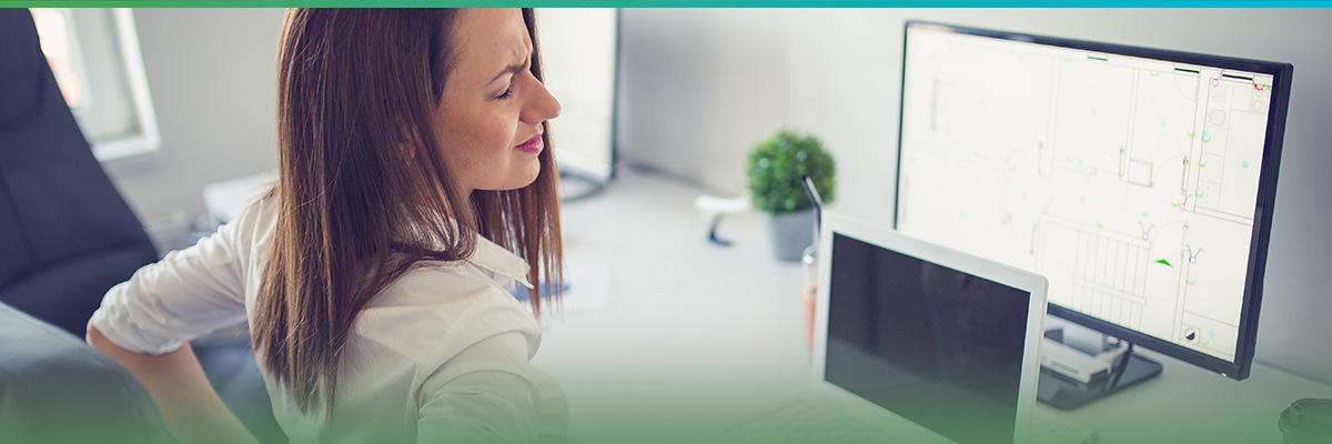 Medmark Wellness review & audits office posture